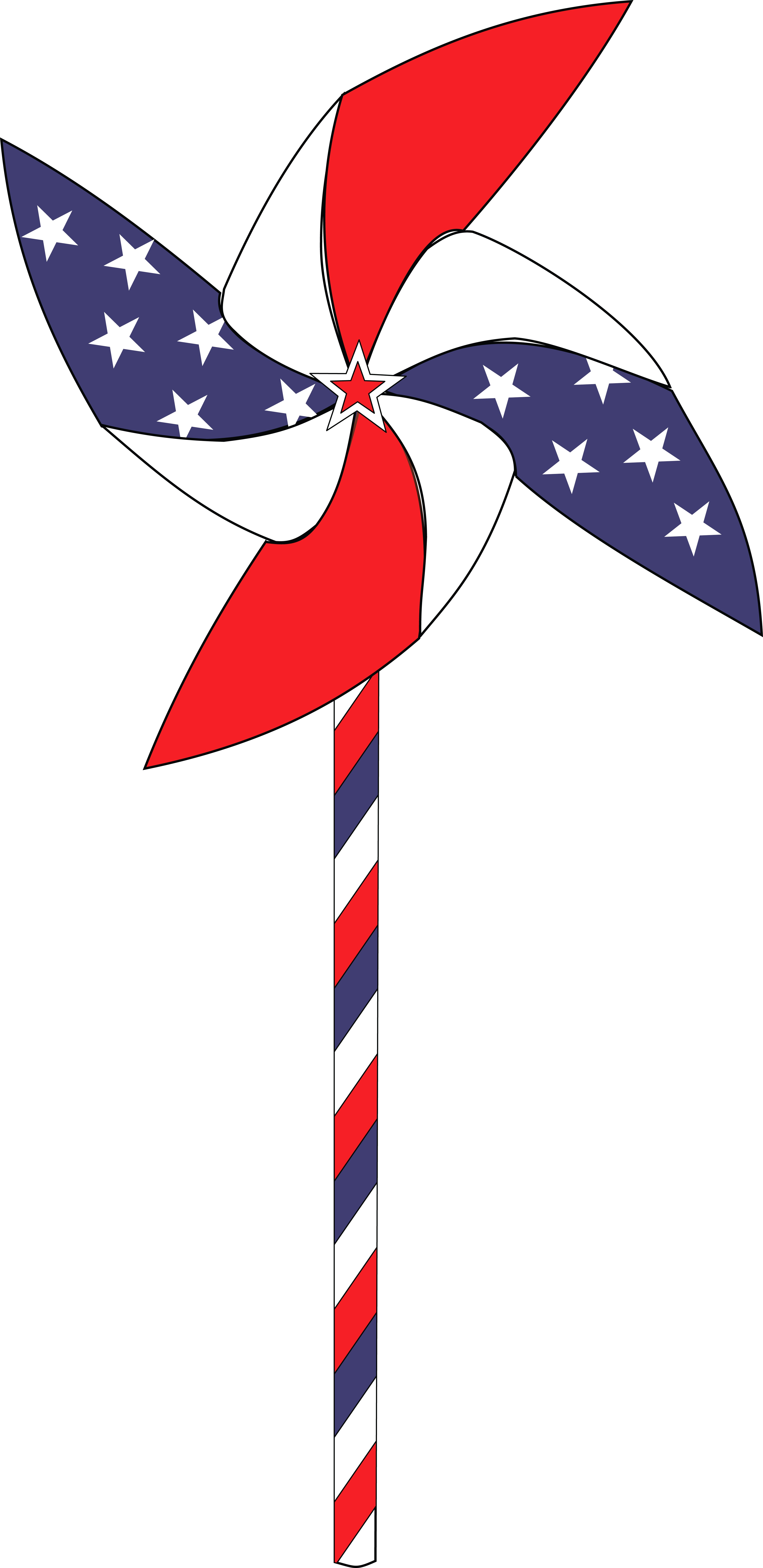 Patriotic clipart free 5 » Clipart Station.