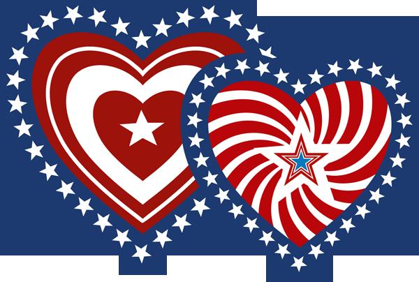 Free patriotic clip art pictures clipartix 2.