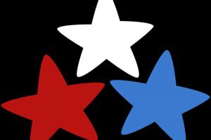 Patriotic star clipart 1 » Clipart Station.