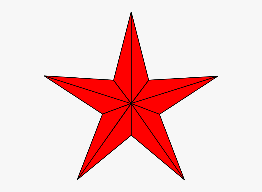 Transparent Patriotic Stars Clipart.