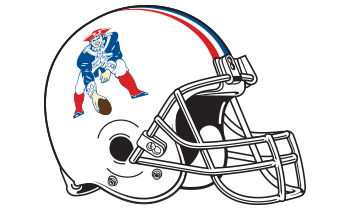 The Evolution of the Patriots Logo and Uniform.