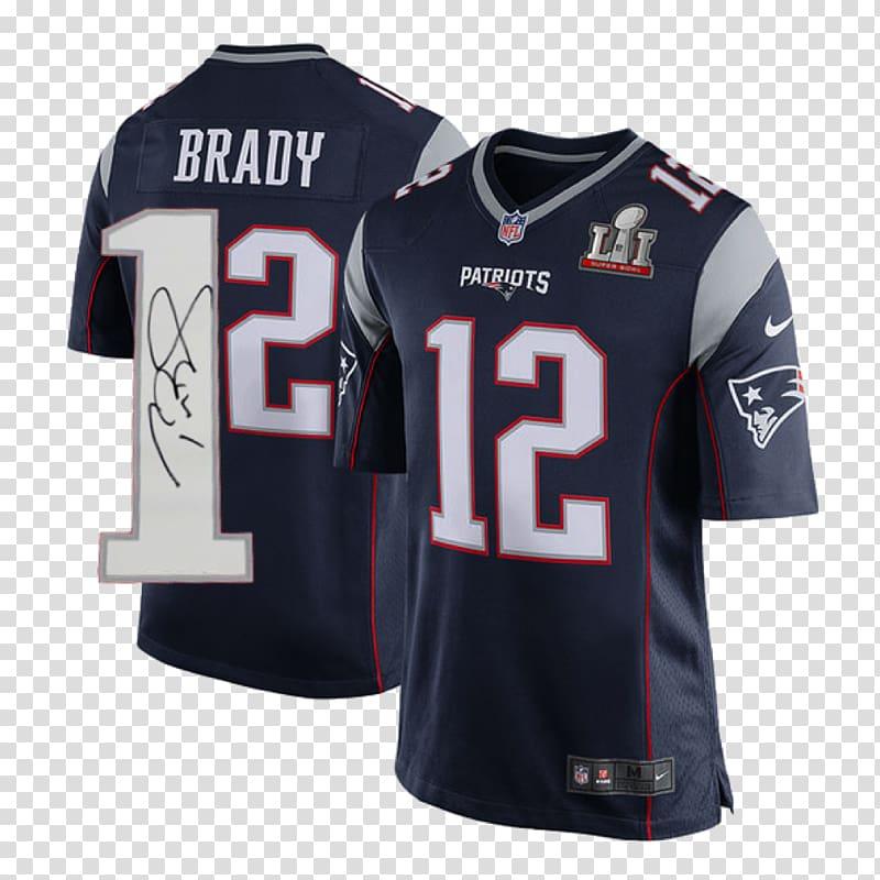 New England Patriots NFL Super Bowl LI Jersey T.