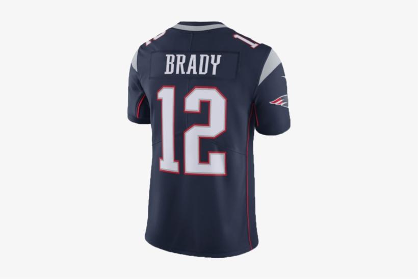 New England Patriots Tom Brady Team Colour Nike Vapor.