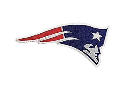 Amazon.com: New England Patriots Logo Patch 8 1/2\