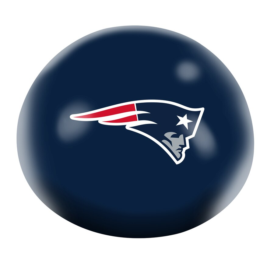 New England Patriots Logo Paperweight.