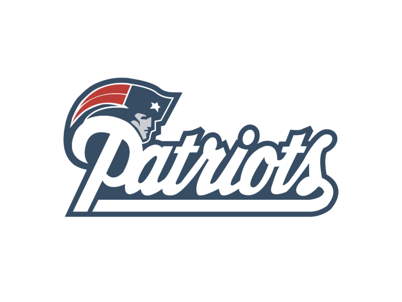 New England Patriots Logo PNG Transparent & SVG Vector.