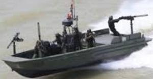 Free Patrol Boat Clipart.