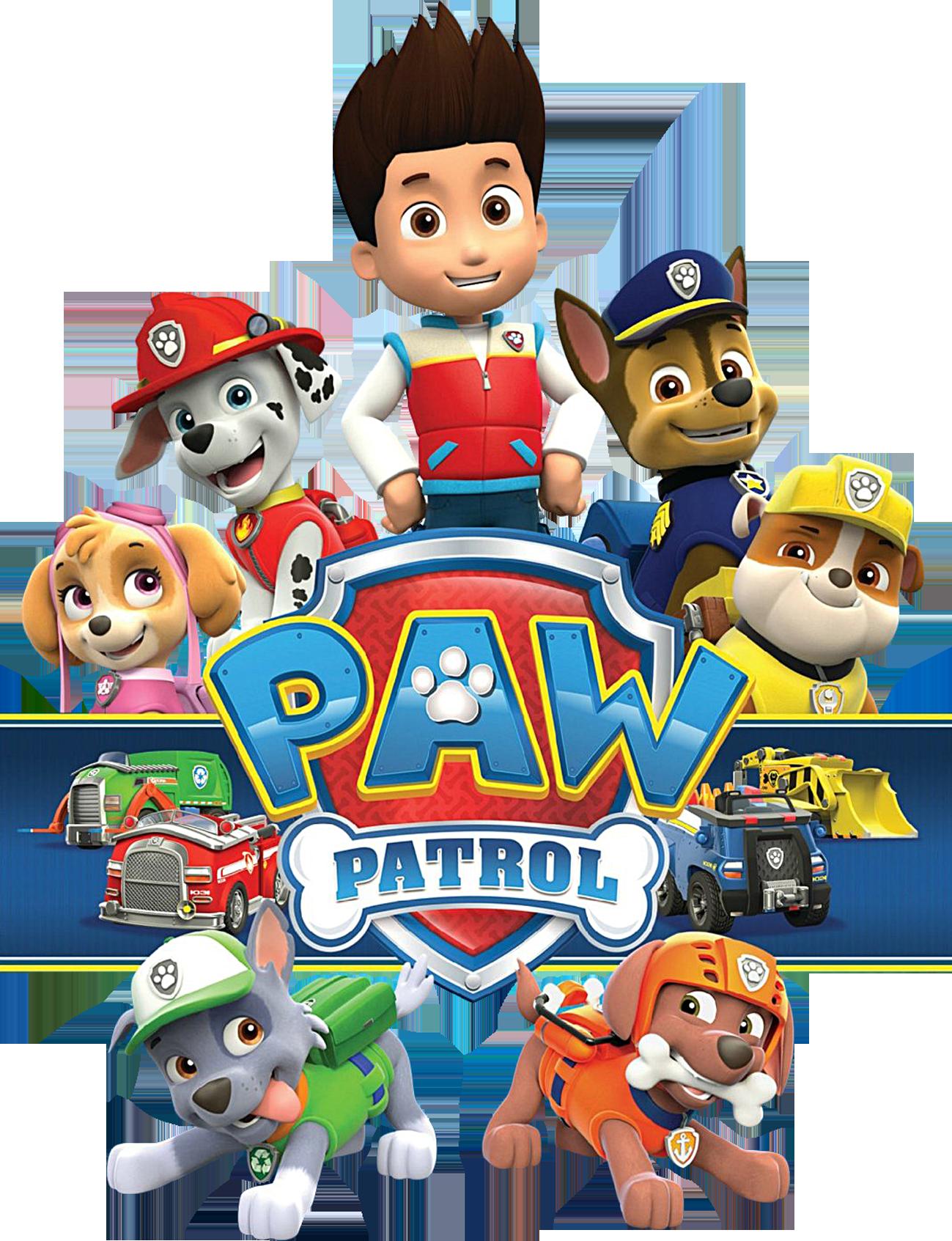 Paw Patrol Birthday PNG Transparent Paw Patrol Birthday.PNG.
