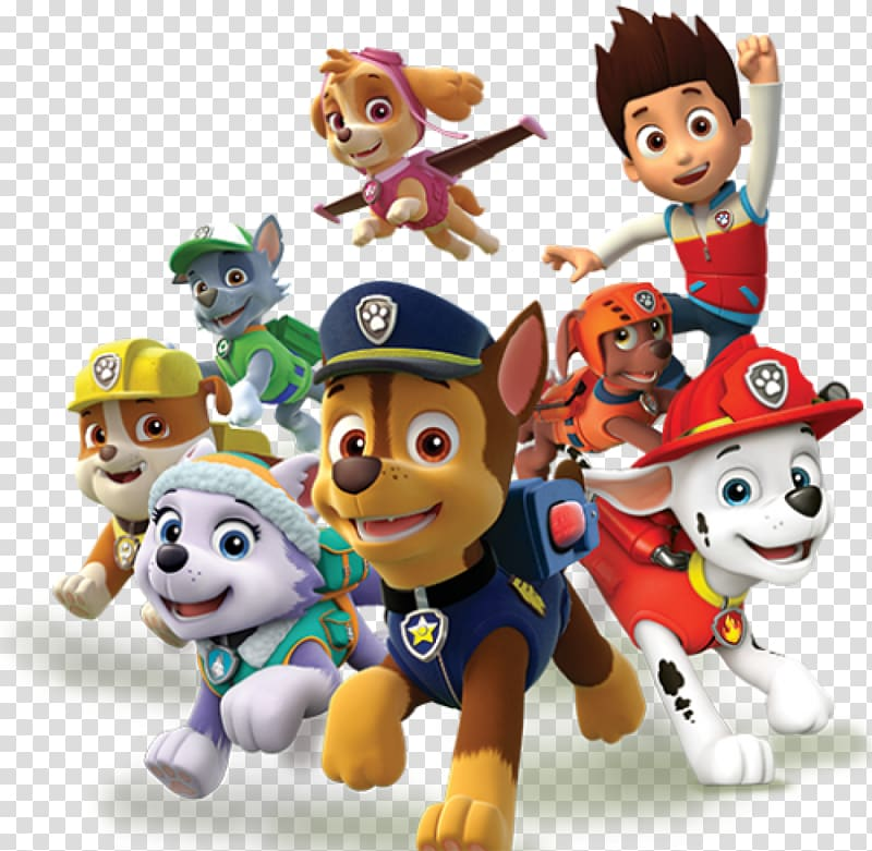 Paw Patrol characters , PAW Patrol Puppy Dog Television show.