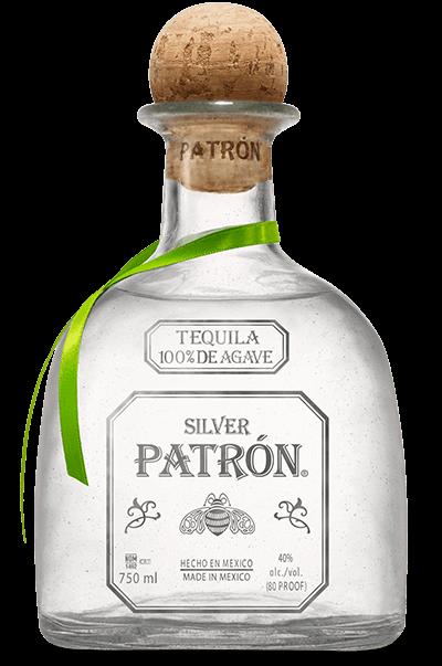 Patrón Silver.