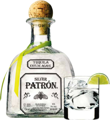 Patron Silver 750ml — Dayton Wine & Spirits.