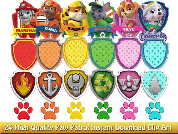1000 idées sur le thème Paw Patrol Badge sur Pinterest.