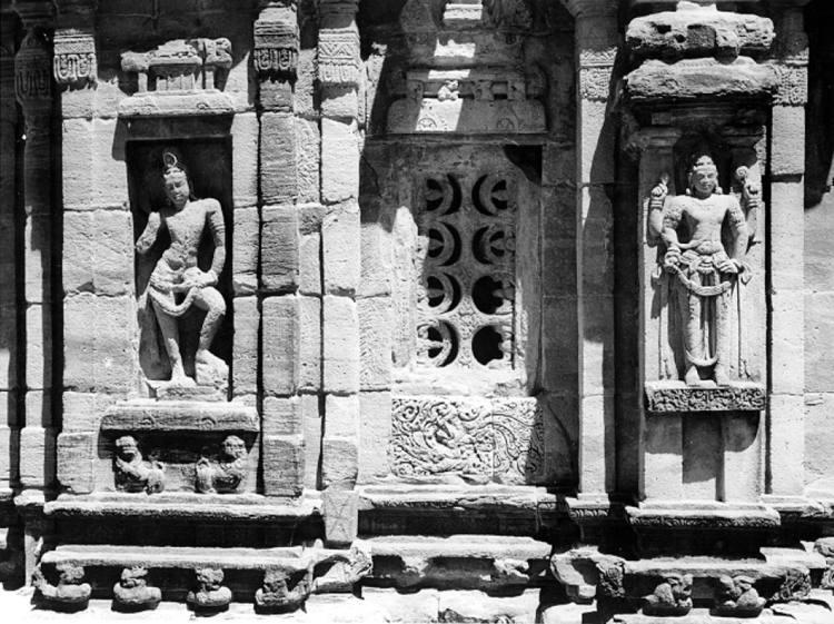 Group of Monuments at Pattadakal.