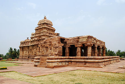 Karnataka Tourism : Bagalkot : Pattadakal.