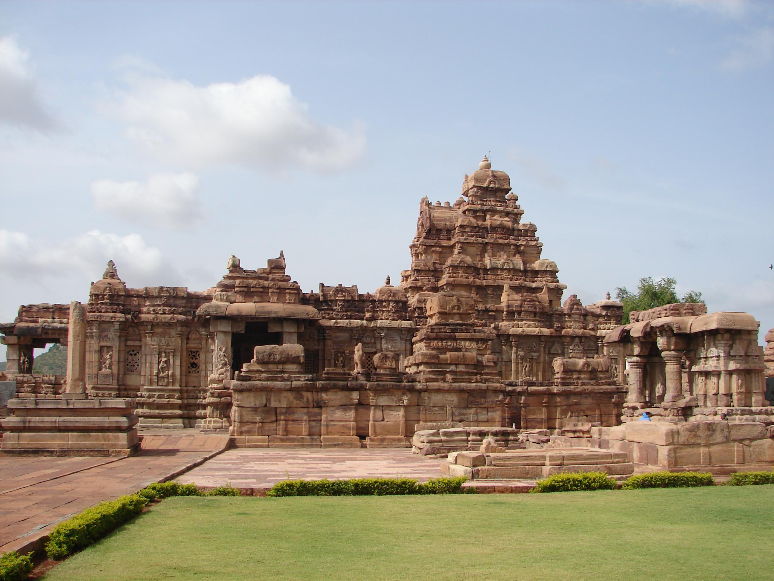 Hindu temple architecture.