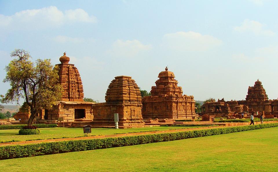 Free photo: Pattadakal Monuments, Unesco Site.
