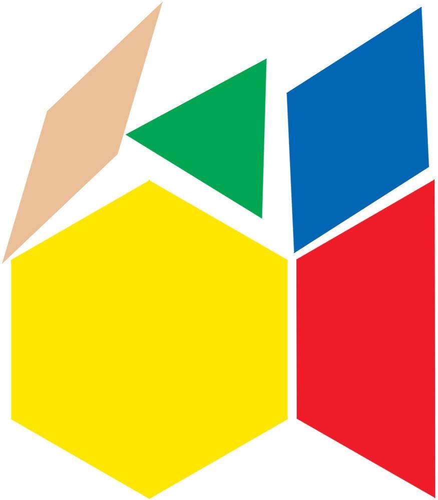 Pattern Blocks Curriculum Cut.