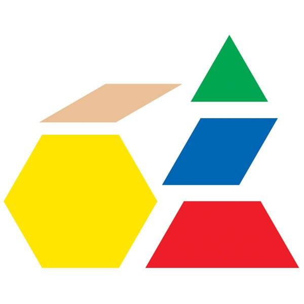 Pattern blocks clipart 6 » Clipart Portal.