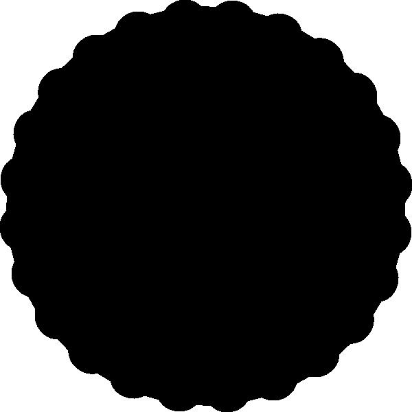 Bumpy Circle SVG Downloads.