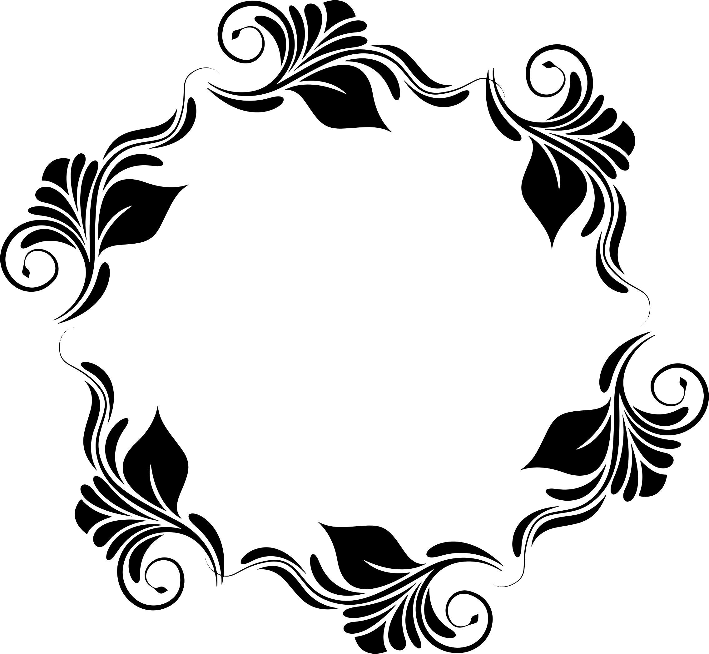 Circle Pattern.