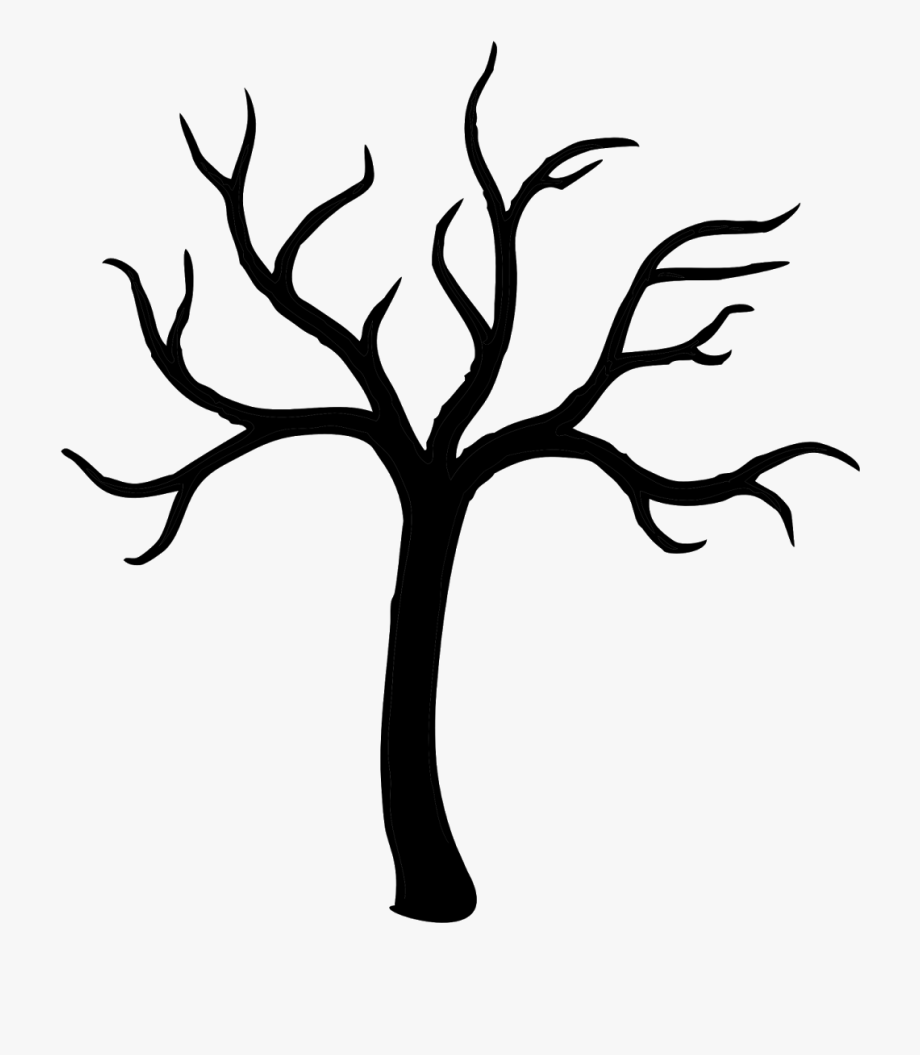 Click Here To Download The Bare Tree Pattern Clipart.