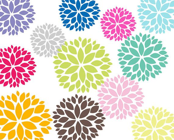 Free Flower Pattern Cliparts, Download Free Clip Art, Free.