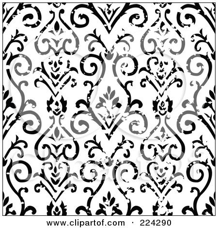Patterned Clip Art.