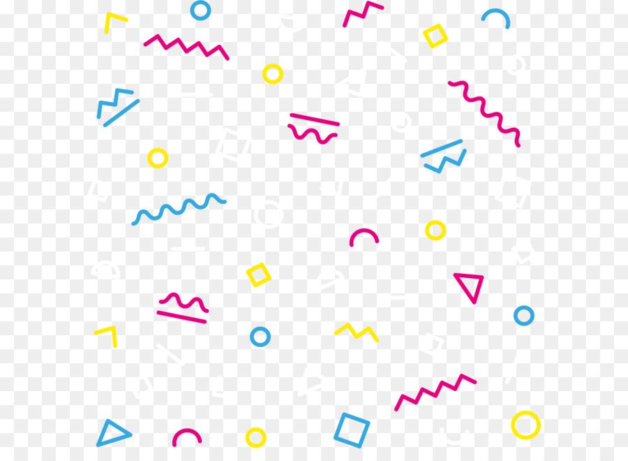 Download Free png Color lines geometric patterns png.