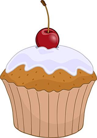 Amazon.com: LAMINATED 24x34 inches Poster: Cupcake Dessert.