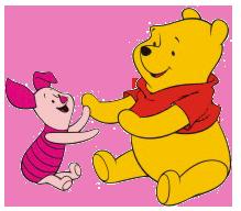Pooh & Piglet Patty.