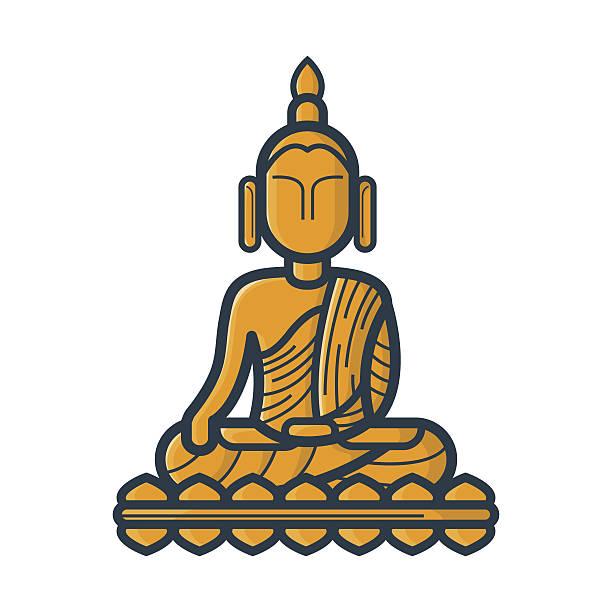 Siddhartha Gautama Clipart.
