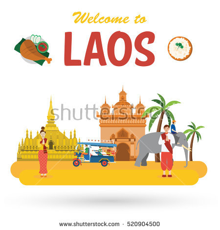 Lao Stock Images, Royalty.