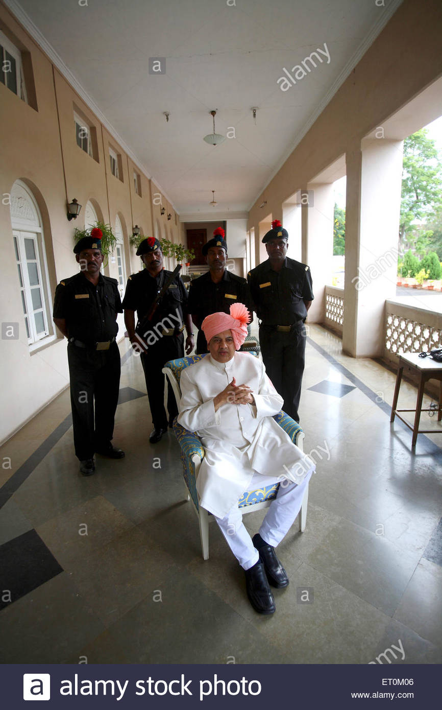 Shrimant Raja Saheb Vijaysingh Rao Madhavrao Patwardhan ; 4th.