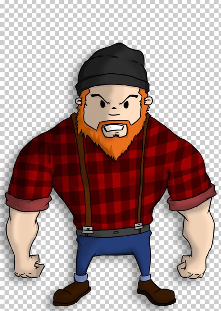 Lumberjack Cartoon Paul Bunyan Drawing PNG, Clipart.