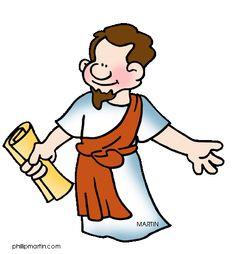 Showing post & media for Saint paul the apostle cartoon.