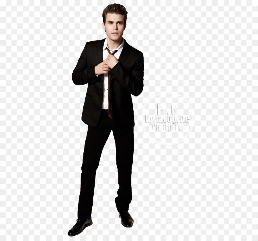 Paul Wesley Suit png download.