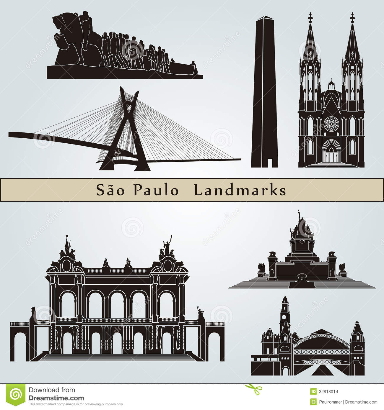 Paulo Stock Illustrations.