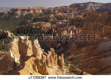 Picture of Bryce Canyon, Bryce Canyon National Park, Paunsaugunt.