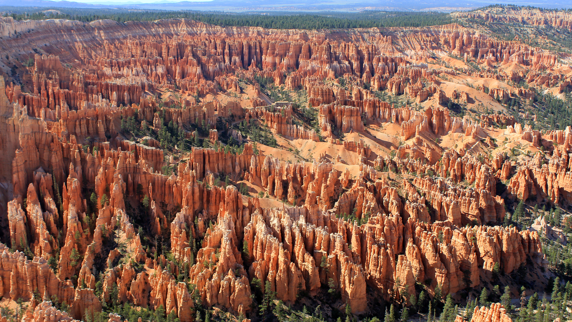 Paunsaugunt Plateau, Bryce Canyon National Park.