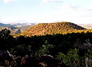 Paunsaugunt Plateau.