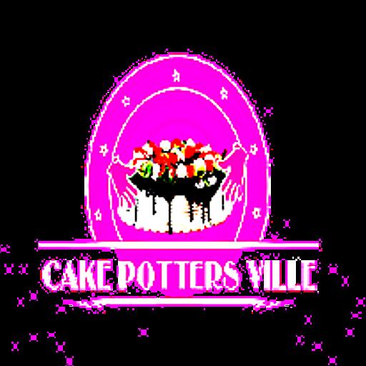 Cake Potters Ville Mobile App.