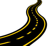 Paved road clipart images.