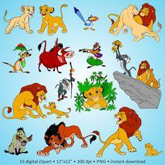 DeviantArt: More Like Lion King cast by Gashu.