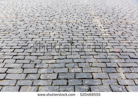 Red Pavement Stock Photos, Royalty.
