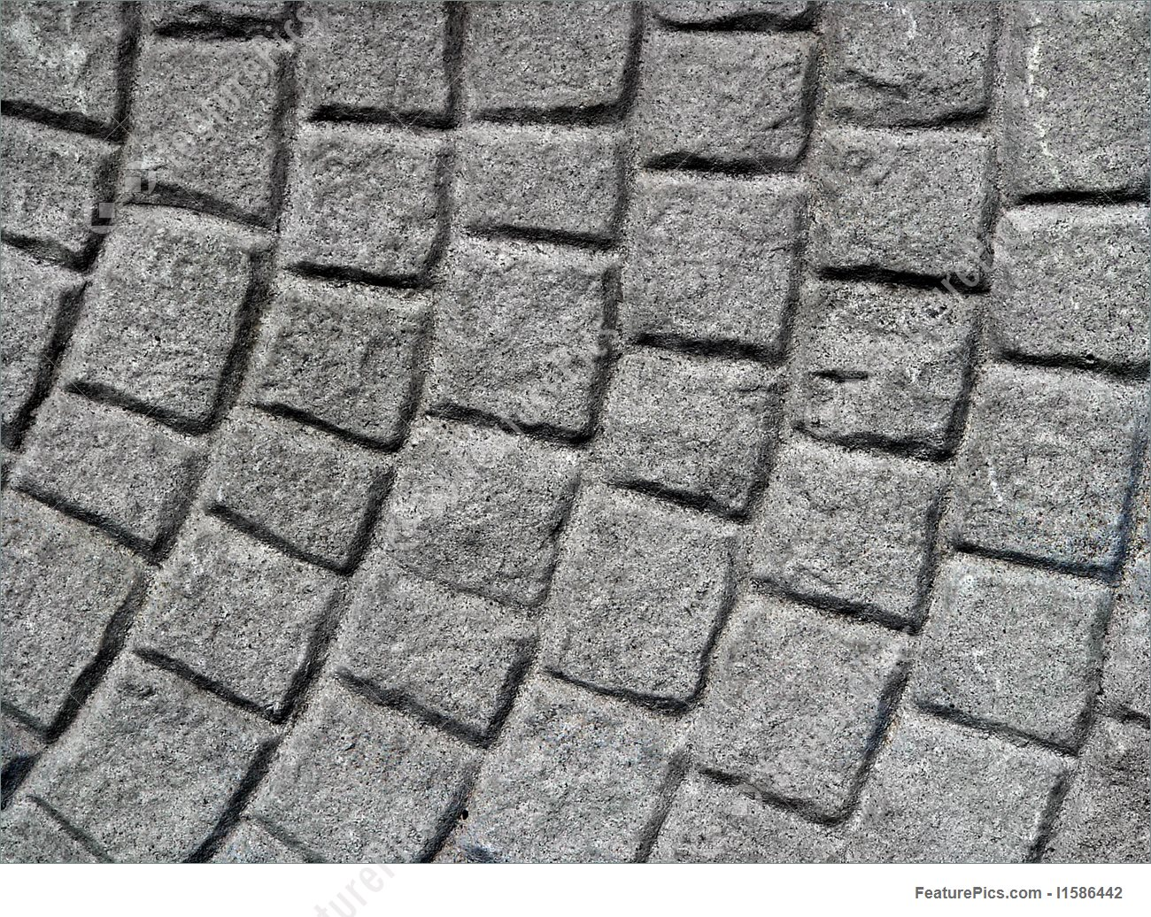 Paving Stone Picture.