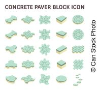 Paver paving stones Clipart Vector and Illustration. 43 Paver.