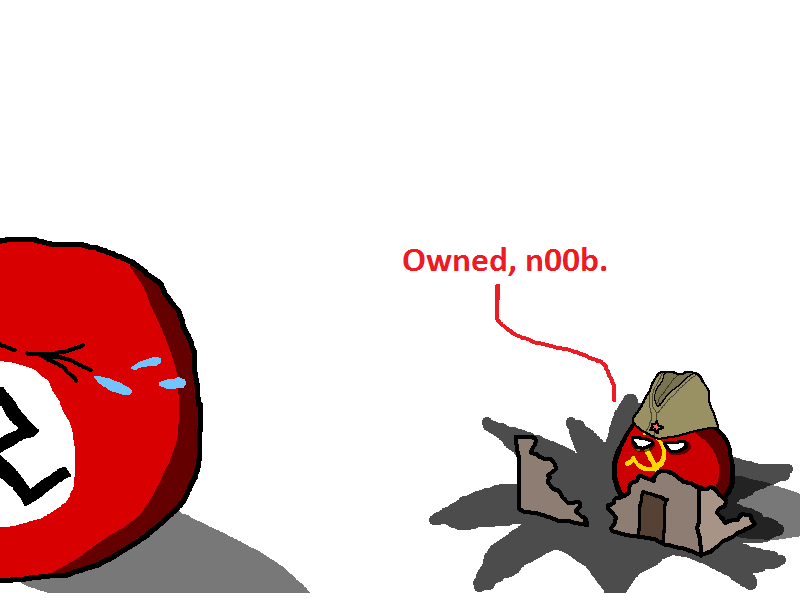 Pavlov's House : polandball.