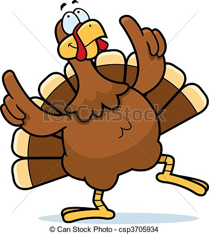 Free Turkey Clip Art Images Cell Phone.