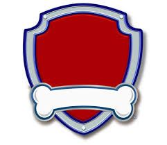 Image result for paw patrol badge templates.
