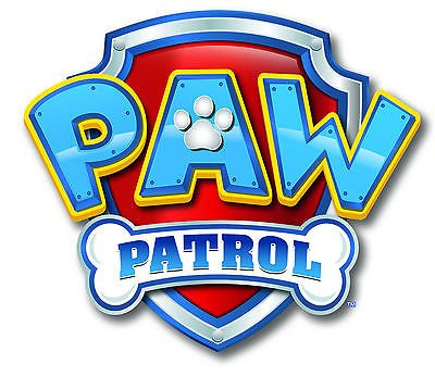 SDore PAW PATROL BADGE LOGO Edible 1/4 Sheet Image Frosting Cake Topper  Birthday Party Decorate.